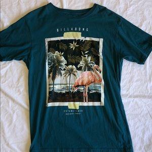 Billabong Large Men's T-Shirt Overdye SiliconeWash